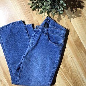 Vintage DKNY Trademark Jeans Size 11